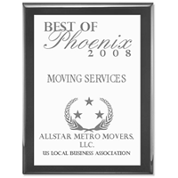 Best of Phoenix Award - 2008