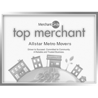 Top Merchant Award - 2010 / 2011 / 2012