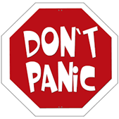 Get Ready – Don't Panic !